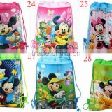 2014 new style school bag fashion shopping bag child cartoon animal school bag