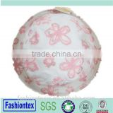 China cotton embroidered baby beach cap manufacturer