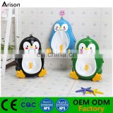 Factory baby boy potty penguin urinal children piss trainning toilet toy