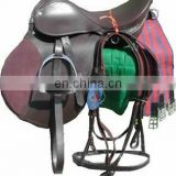 Customised English Saddle