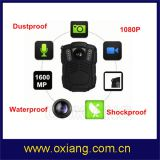 WiFi Police Body Worn Camera 3G 4G Police Body Worn Video DVR