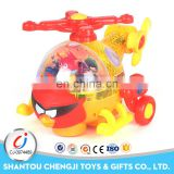 Hot sale kids funny plastic electric small plane