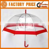 Clear Round Umbrella Simple Umbrella