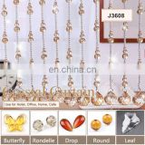 Wholesale elegant Crystal beads curtain for balcony
