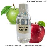 Concentrated Double Apples Flavor Used For Vape Juice