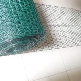 Woven Wire Mesh Panels Small Hole 1/4 Inch Galvanized Quality Hot Dip Galvanized