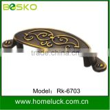 Supply brass handle industrial drawer pull handle with high quality from BESKO