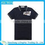 Fashionable custom polo shirt for man/cotton polo shirt for man/shiortsleeve printing polo shirt