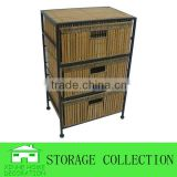 2013 bamboo cabinet with drawer removable