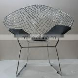 Famous design Bertoia Diamond Louge Seating chair harry bertoia wire chair