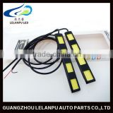 Waterproof DRL Car 6W 4SMD COB led daytime running light