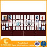 Red wine display cabinets and liquor rack stand for living home storage display/exhibition