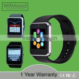 Witmood 2016 Wholesale CE ROHS Android GT08 Smart Watch with Sim Card VS U8 DZ09 Smart Watch                                                                         Quality Choice