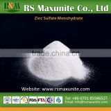 raw material fertilizer powder price of ZnSO4.H2O zinc sulfate monohydrate