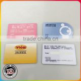 Plastic VIP customized metal visiting card                                                                         Quality Choice