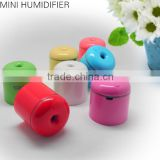 New Arrive Portable USB Water Bottle Caps Humidifier Air Humidifier Mist Steam Maker Cap Air Humidifier