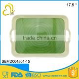 cheap dinnerware restaurant used plastic bread trays