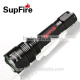 10w rechargeable camping long-range powerful outdoor and high power torch light