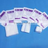 Disposable surgical absorben cotton Gauze Swab