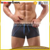 Men's swimming brief trunks nylon boxer sexy men gay swimwear