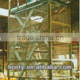 warehouse used cargo lift/electro-hydraulic elevator