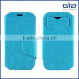 [GGIT] Cheap Mobile Phone Accessories for Smartphone Universal PU Leather Cell Phone Cover Case from Factory in China