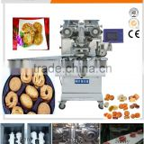 automatic multifunction stuffing pie encrusting forming machine with high productivity 120pcs/min