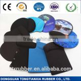 Gel breast mouse pad, Silicone mouse mat, Silicon gel wrist support mouse pad