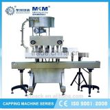 Fully automatic manual beer bottle capping machine made in china LCM-2000