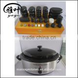 China Massage Stones Manufacturer Body Massager for Neck, Shoulder, Back, Face, Leg,Foot Massager Stone