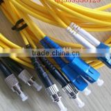 Fiber optic patch cord SM/ MM simplex / duplex FC SC LC adaptor