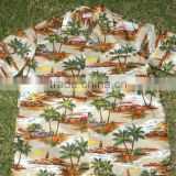 polyester hawaiian shirts