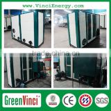 Greenvinci biomass hot air generator High efficiency for cow dung drying machine,chicken manure dryer,cattle