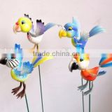 4 inch Cartoon Parrot Bird Plastic Stake Wedding Gifts, Eco-Friendly Wedding Favors, Wedding Souvenir for Guests