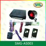 SMG-AS003 One Way Car Alarm easy car alarm system HOT SALE in Dubai, Middle east, Africa