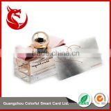 New arrival mirror effect metal business card with different background design                                                                                                         Supplier's Choice