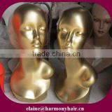 Beautiful wig mannequin heads/wig display mannequin head/mannequin head for wig                                                                         Quality Choice