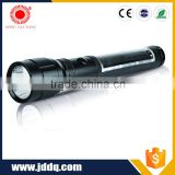 best cheap solar power rechargeable led flashlight aluminum portable XPE R3 160LM 150M LED flashlight torch - JD206 Keen