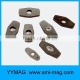 High quality diamond shaped sintered alnico magnets                                                                         Quality Choice