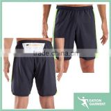 dongguan apparel manufacture mens dry fit active fitness gym shorts                                                                         Quality Choice