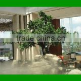Artificial Green Banyan Tree/ficus banyan tree/artificial big banyan tree
