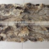 Wholesale Sale Raccoon Fur Plates / Natural Raccoon Fur Skin