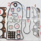 INquiry about Direct sales from factory complete engine gasket kit set for L5 OEM NO 8LL3-10-271