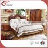 A56 Luxury Royal French Baroque Rococo Style King/Queen Size bed