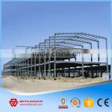 ISO & CE Manufacturer Light Structure Steel Fabrication Pre engineering Warehouse Workshop Construction Products China Supplier
