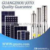 High quality 4inch solar pumps for agriculture (includes solar panels and controller)                                                                         Quality Choice