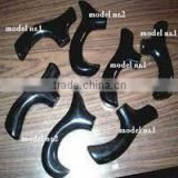 horn handles made from buffalo horn used by knife manufacturers , available in custom made sizes and patterns