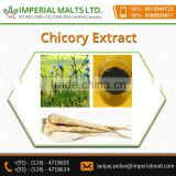 Chicory Extract Extraction Process The Root Of Chicory Is Dried Under Sun Or Using Hot Air Oven