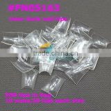 70pcs clear nail tips wholesale