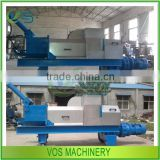 Industrial used screw press machine for sale, cassava/sisal/vegetable/fruit/food waste/squeezer dewater machine